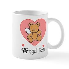 Funny Bear angels Mug
