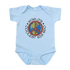 World's Coolest Big Sis Infant Bodysuit