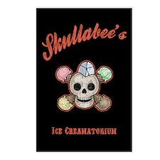 Ice Creamatorium Postcards (Package of 8)