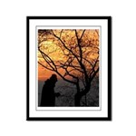 A New Day Framed Panel Print