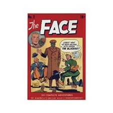$4.99 Classic The Face Magnet