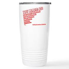 Game Complete Travel Mug