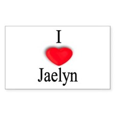 Jaelyn Rectangle Decal