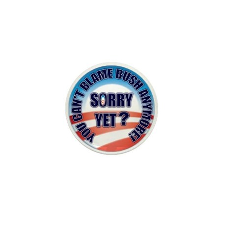Sorry Yet? Mini Button (100 pack)