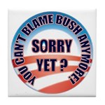 Sorry Yet? Tile Coaster