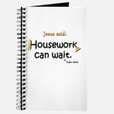 Jesus Said Housework Can Wait Journal