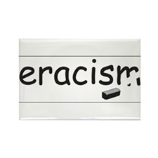 Unique Equality Rectangle Magnet (10 pack)