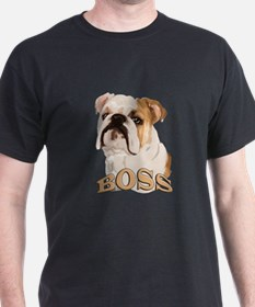 BULLDOG BOSS T-Shirt