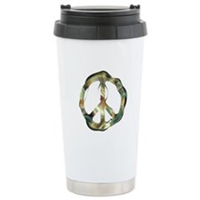Brass CND Travel Mug