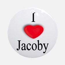 Jacoby Ornament (Round)