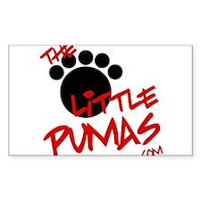 Little Pumas Decal