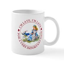 I'M LATE, I'M LATE Mug