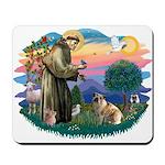 St Francis #2/ E Bulldog #3 Mousepad