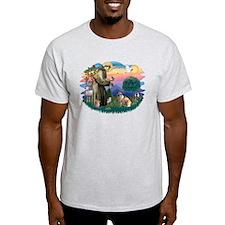 St Francis #2/ E Bulldog #3 T-Shirt