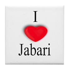 Jabari Tile Coaster