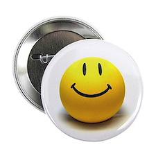 """Cute Smiley face 2.25"""" Button"""