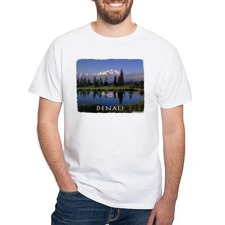 White T-Shirt - Denali