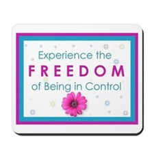 Spa Diva Freedom Mousepad