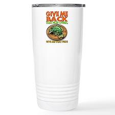 Give Me Back That Filet O'Fis Travel Mug