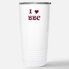 Funny Bbc Travel Mug