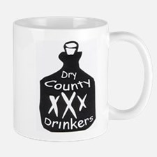 Dry County Drinkers Mug