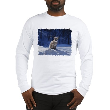 Long Sleeve T-Shirt - Mt. Lion Kitten