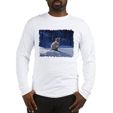 Long Sleeve T-Shirt - Mt. Lion Kitten