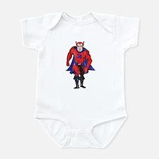 Vintage Color CHD Hero Infant Bodysuit