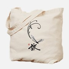 Dragonfly Journey: Tote Bag
