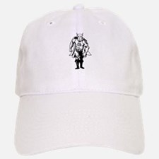 Black and White CHD Hero Baseball Baseball Cap