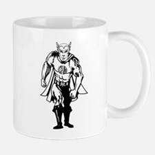 Black and White CHD Hero Mug