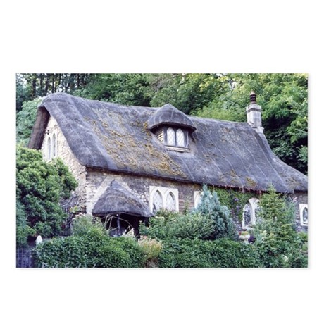 English Cottage, Bath - Postcards (Package of 8)