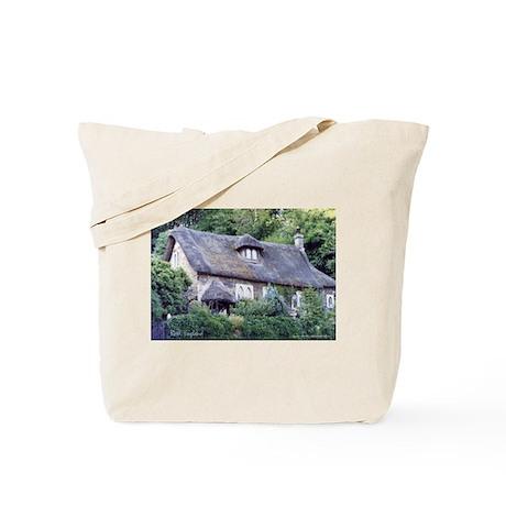 English Cottage, Bath - Tote Bag