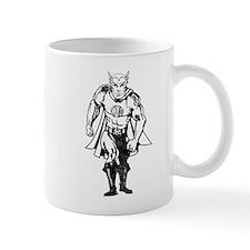 Vintage Black and White CHD Hero Mug