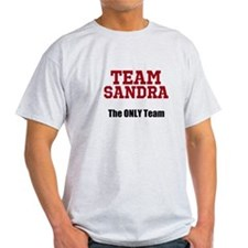 Team Sandra - The Only Team T-Shirt