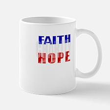 FAITH HOPE CHARITY Mug