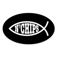Fish n' Chips Decal