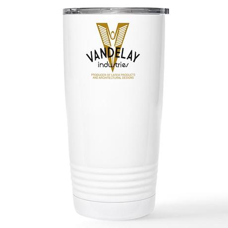 Vandelay Industries Latex Stainless Steel Travel M