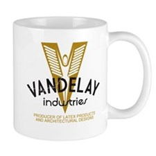 Vandelay Industries Faded Mug