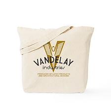 Vandelay Industries Faded Tote Bag