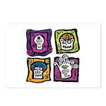 Funky Day of the Dead / Sugar Skull Designs - Dia