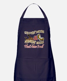 Cute Shooting Apron (dark)