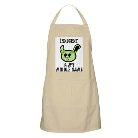 Innocent Is My Name Apron