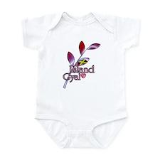 Island Gyal twig - Jamaica - Infant Bodysuit
