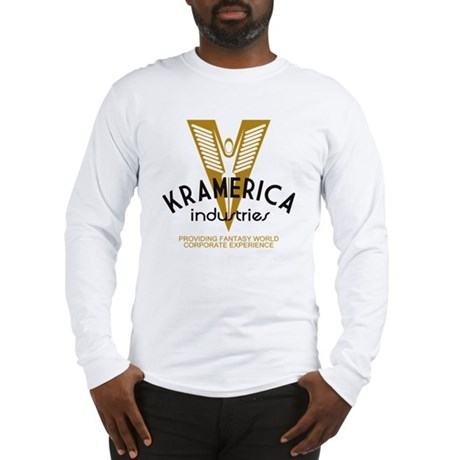 Kramerica Industries Kramer Long Sleeve T-Shirt