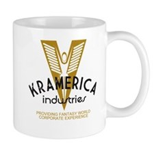 Kramerica Industries Faded Mug
