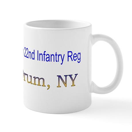 2nd Bn 22nd Inf Reg Mug