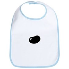 best black jellybean Bib