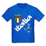 Italian Kids T-shirts (Dark)