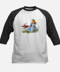 ALICE & THE RABBIT Tee